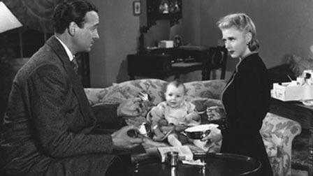 Ginger Rogers David Niven Bachelor Mother RKO Pictures 1939