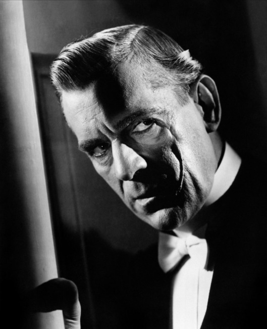 No one escapes Boris Karloff's menacing eye.