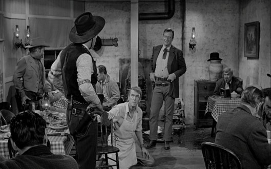 Man Who Shot Liberty Valance 1962 Paramount Pictures