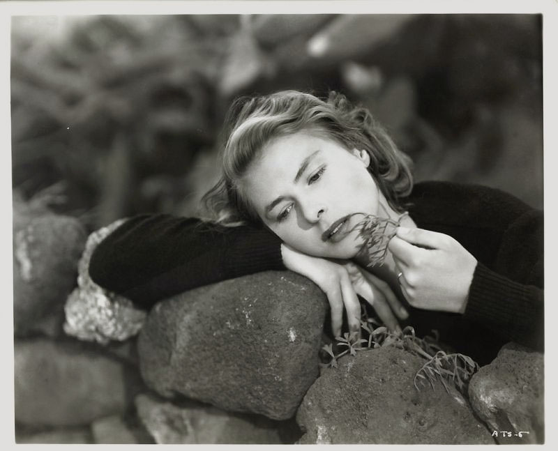 Hacked: Ingrid Bergman Nude