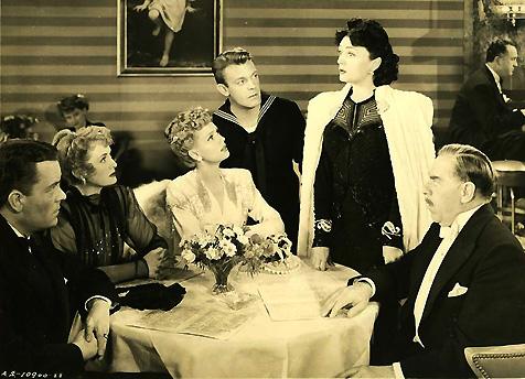 Billie Burke (2nd from left, seated) sdkfj asdlfkj sd Image: skdjf