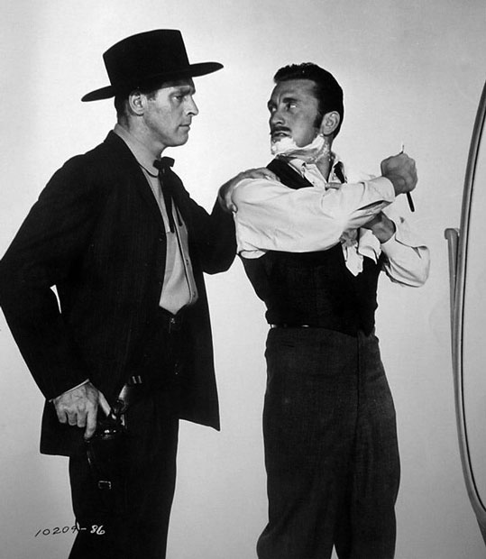 Burt Lancaster (left)  dkfj alsfj woieur alskdfj asdlkfj. Image: A Certain Cinema