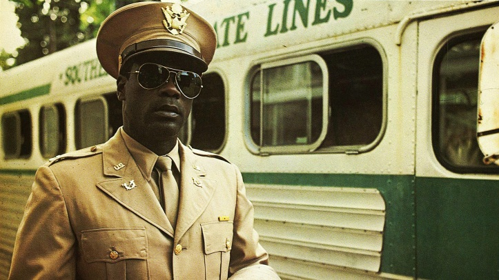 Howard E. Rollins is the new, unwelcome sheriff in town. Image: lksdjf aioewf
