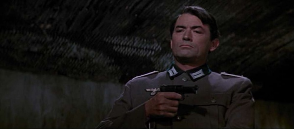 Gregory Peck is in the mood to use this thing. Image: IMDB