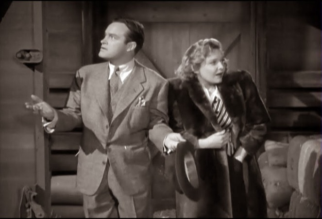 Madeleine Carroll Bob Hope