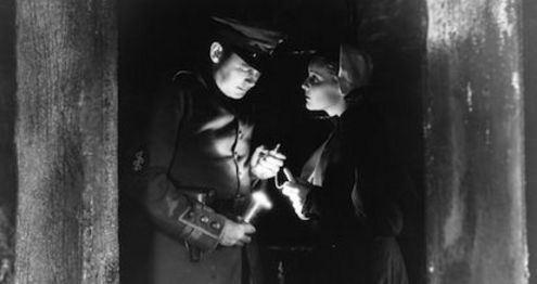 Madeleine Carroll I was a Spy 1933