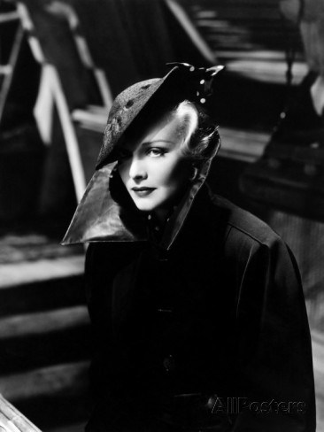 Madeleine Carroll The General Died at Dawn