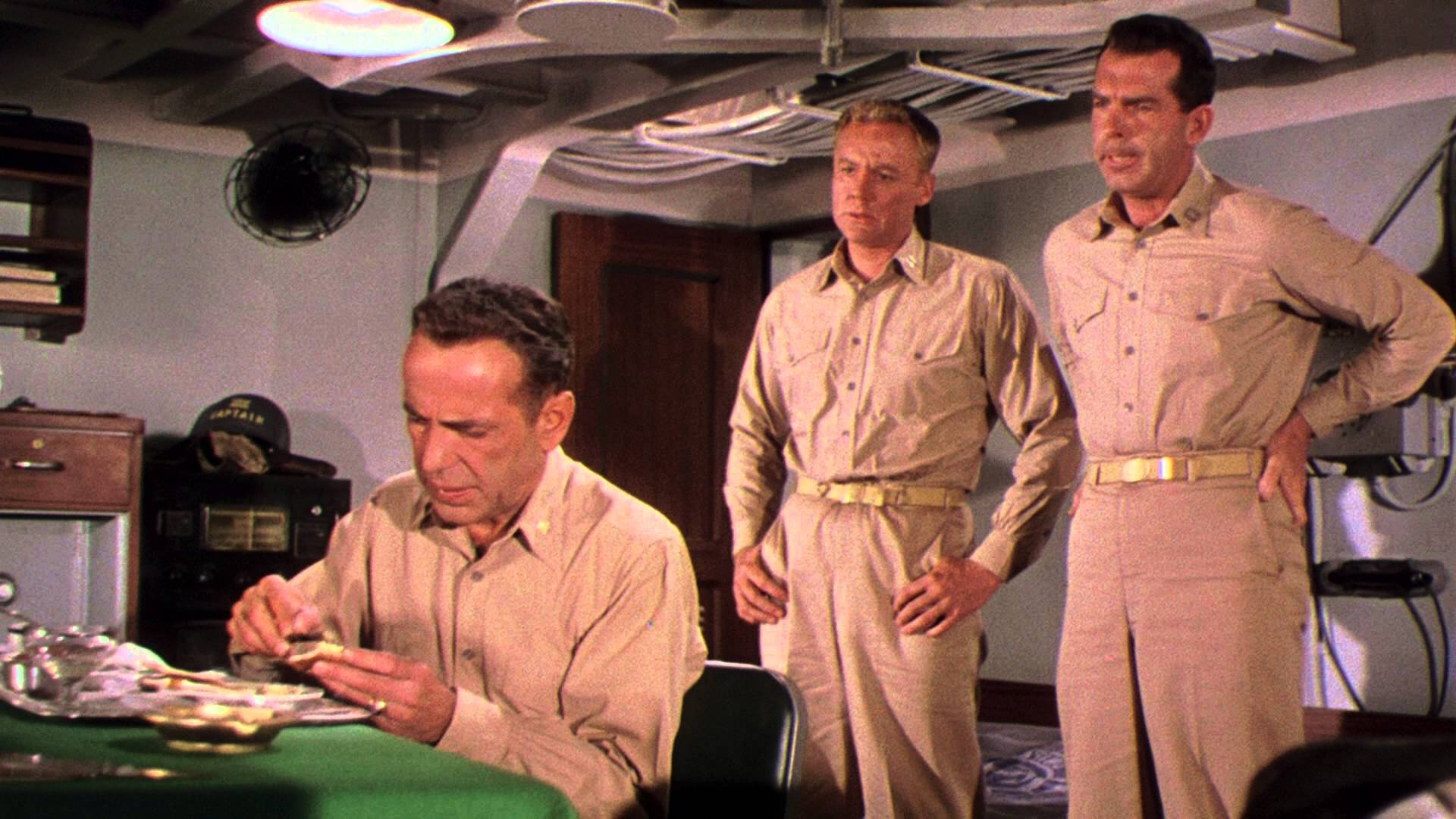 the-caine-mutiny-humphrey-bogart-fred-ma