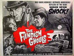 the-fiendish-ghouls-poster