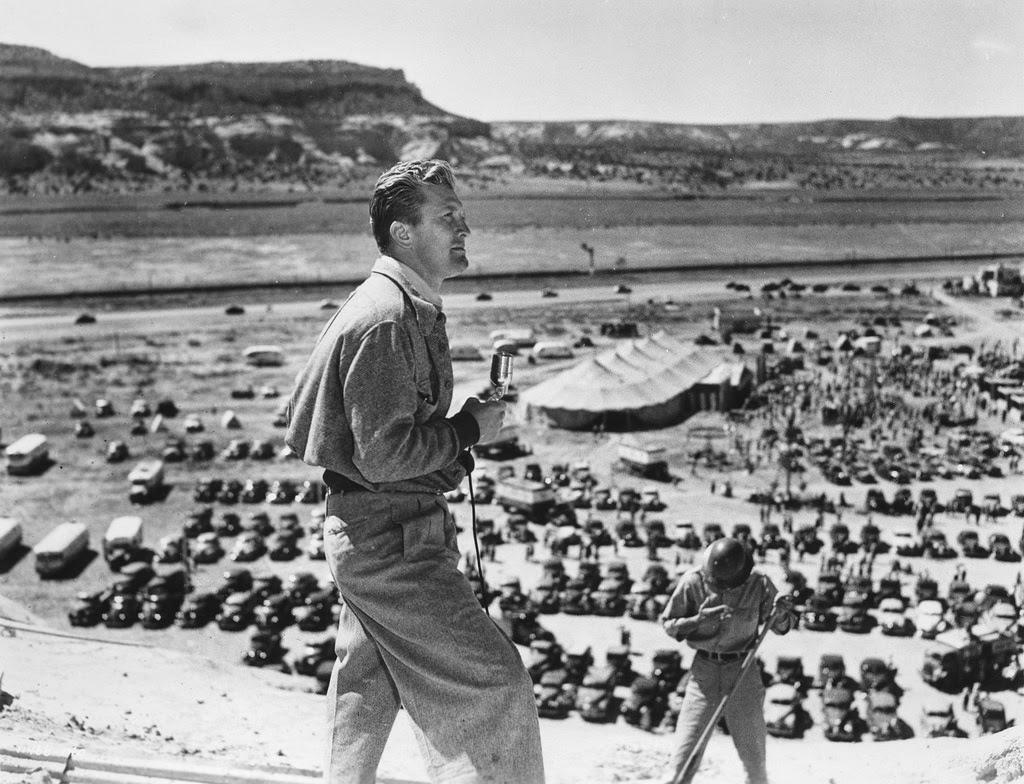 Kirk Douglas: Disaster Tourism for Fun & Profit