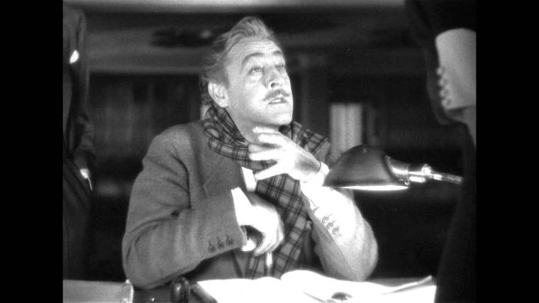 John Barrymore suffers for his Art. Image: YouTube