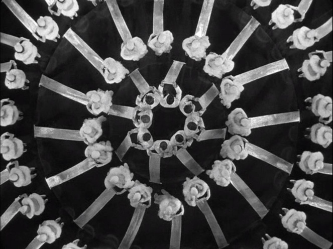Busby Berkeley 42nd Street