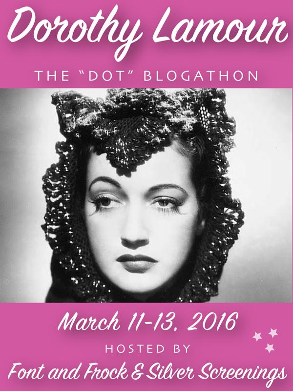 Dorothy Blogathon