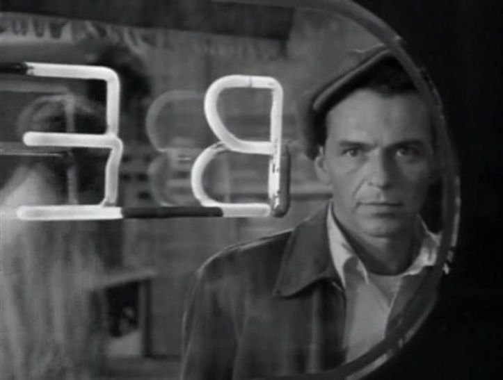 Frank Sinatra... Image: