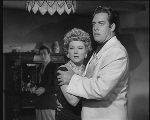 Raymond Burr doesn't know with whom he's dealing. Image: