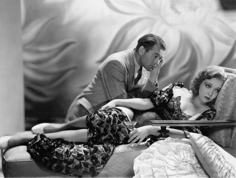 Helen Twelvetrees and Robert Ames Image: Doctor Macro