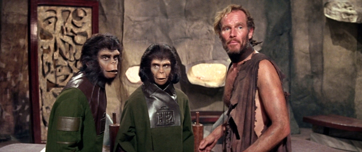Charlton Heston... Image:
