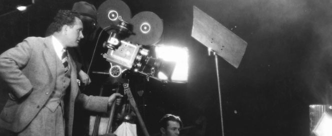 Frank Borzage, takin' care of business. Image: Mubi