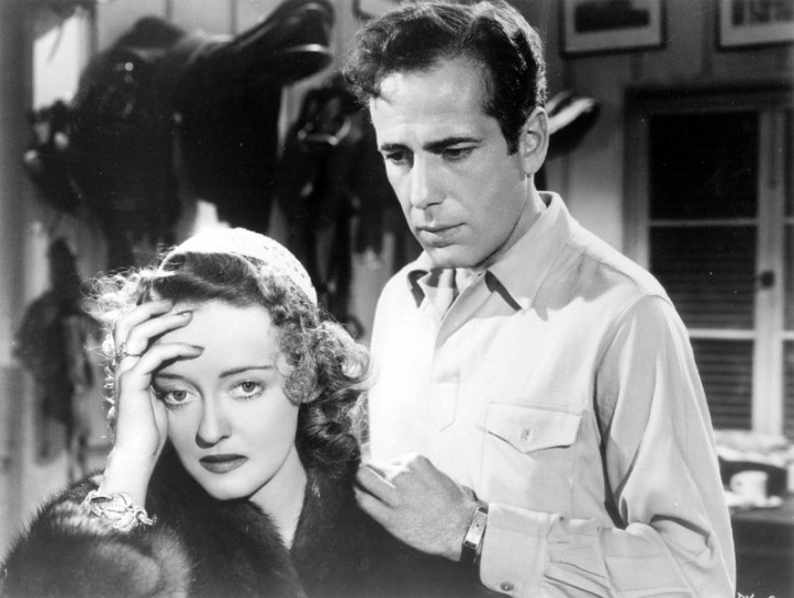 Bette Davis is about to do something she may regret. Image: