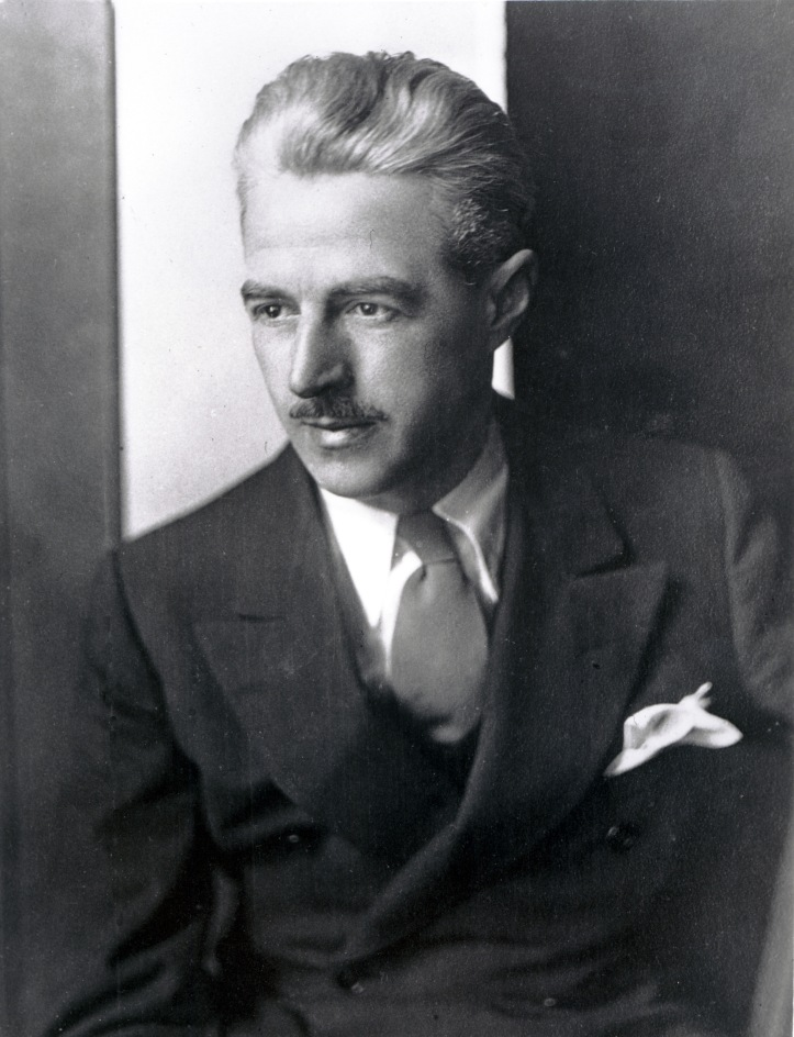 AP photo of Dashiell Hammett (1894-1961). Image
