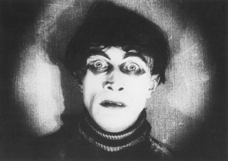 Conrad Veidt The Cabinet of Dr Caligari