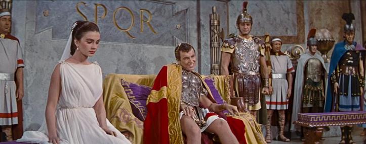 Caligula (_____, seated) living the dream as Roman Emperor. Image: Baúl del Castillo