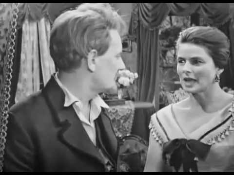 Bergman tells Trevor Howard not to get any Big Ideas. Image: YouTube