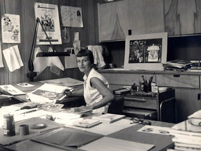 Mary Blair of Disney