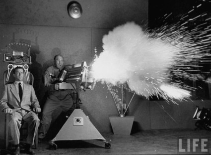 Vintage Movie Set Life Magazine