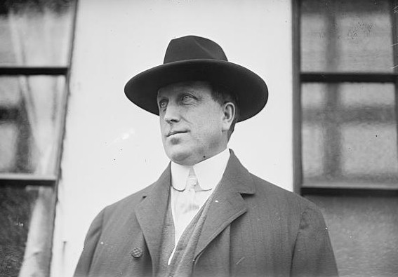 William Randolph Hearst, c.a. 1910. Image: Pinterest