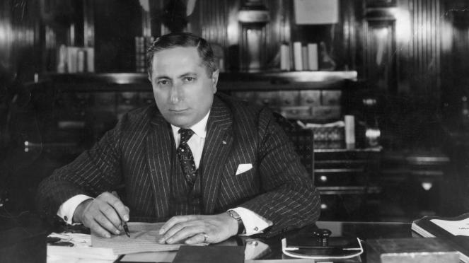 Louis B. Mayer is Taking Care of Business. Image: Lifetime