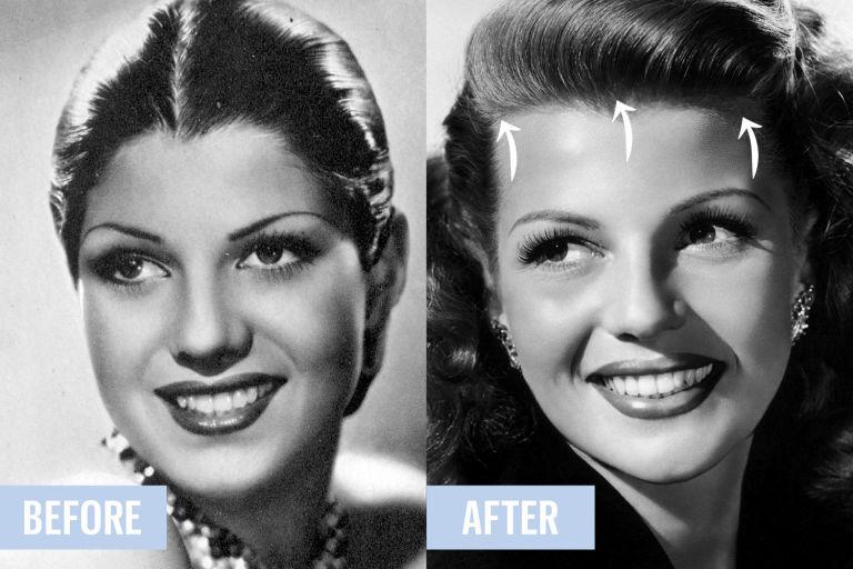 How Vintage Movie Stars Became Glamorous Silver Screenings
